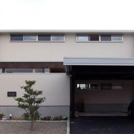 FrameWork設計事務所 大野町の家