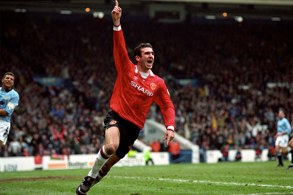 King eric played 143 games for man.utd. Eric Cantona: Manchester United's most important signing ...