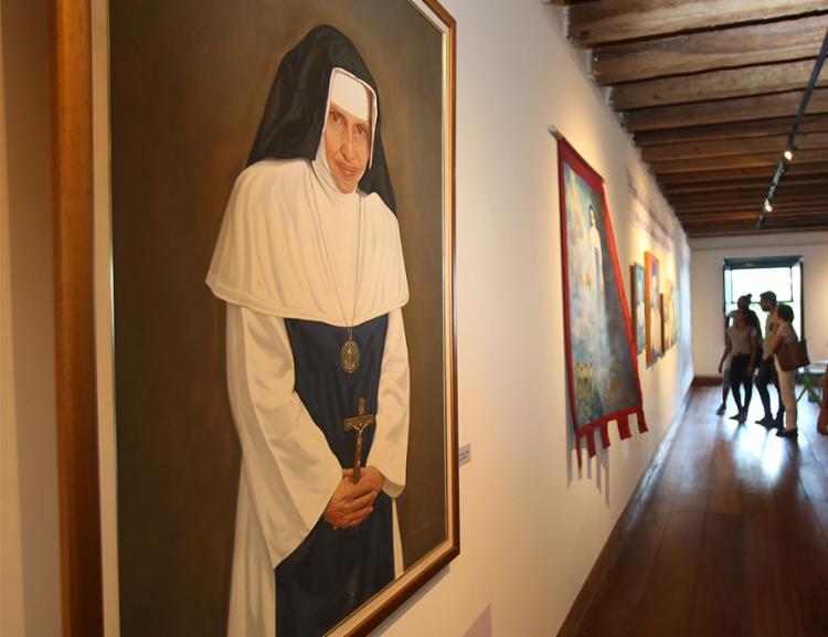 Telas da mostra estão sendo exibidas pela primeira vez - Foto: Joá Souza l Ag. A TARDE
