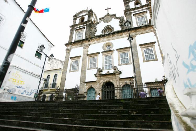 Passo é considerado um dos templos católicos mais importantes da Bahia - Foto: Joá Souza | Ag. A TARDE | 16/09/2014