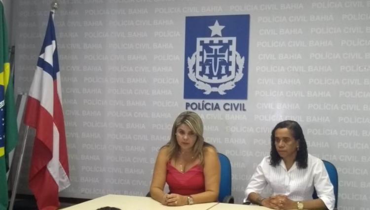 Delegadas deram detalhes do caso em coletiva de imprensa