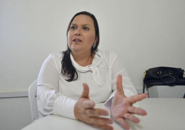 """Fabíola Ribeiro, secretária da Saúde de Juazeiro: """"Avalio que as mudanças irão melhorar o atendimento à população"""""""