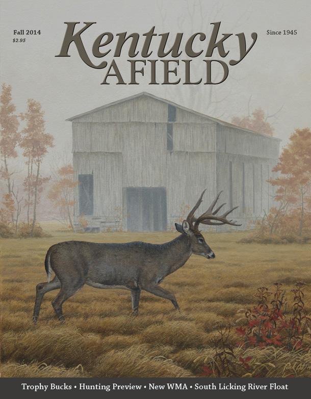 Kentucky Department Of Fish Amp Wildlife Rick Hill Magazine