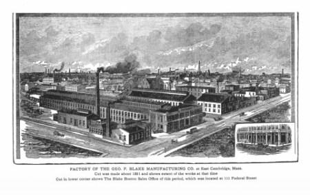 Blake Manufacturing