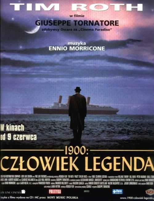 1900: Człowiek legenda cały film lektor pl