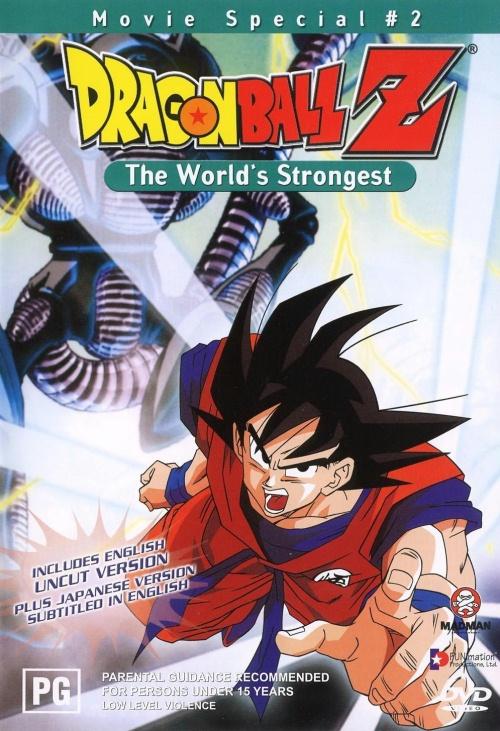 Dragon Ball Z: Najsilniejszy wojownik na Ziemi online film