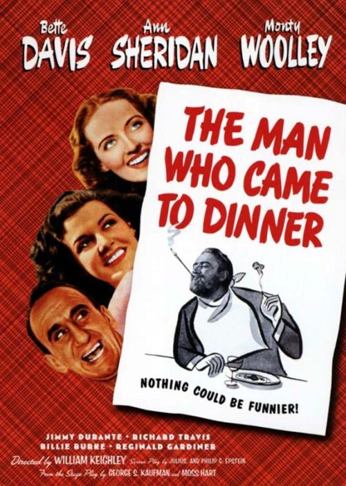 Człowiek, Który Przyszedł Na Obiad lektor pl