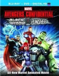 Avengers Confidential: Czarna Wdowa i Punisher cda napisy pl