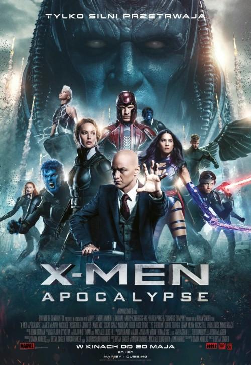X-Men: Apocalypse oglądaj film