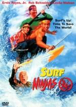 Surfujący Ninja lektor pl