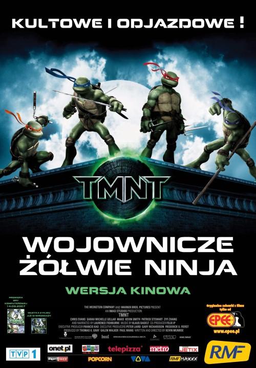 Wojownicze żółwie ninja online film