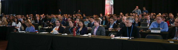 FWD50 audience during the Wednesday workshop series