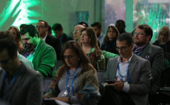 Audience during a breakout session