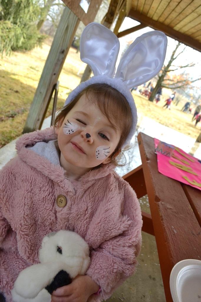 Easter Egg Hunt at the Homestead 2015