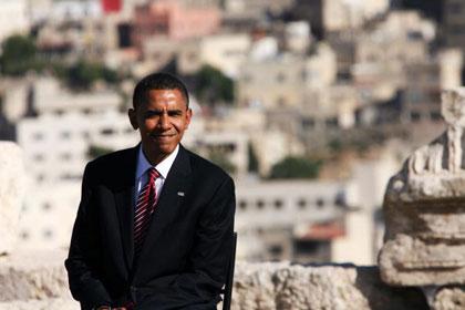 Obama, Syria