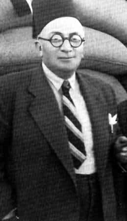 Khaled al-Azem (Died: 18 November, 1965)