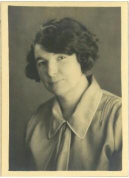 Ella Bolander, from the Fort Wayne Art School Art Lights, 1926