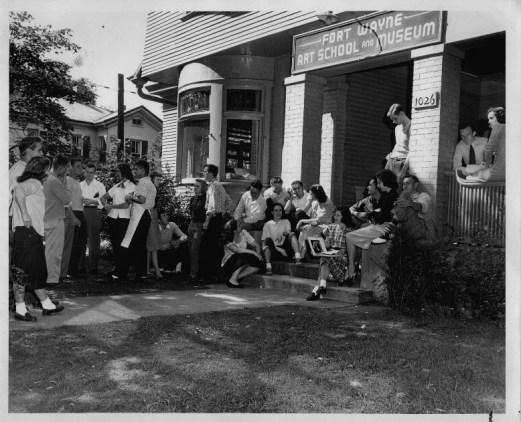 Photograph courtesy of Purdue University Fort Wayne