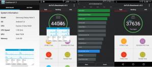 Galaxy Note 3 TouchWiz