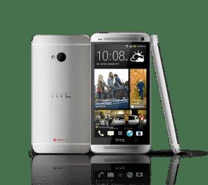 HTC One M9 predcessor