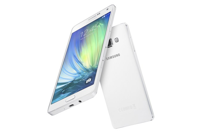 Galaxy A7 feature