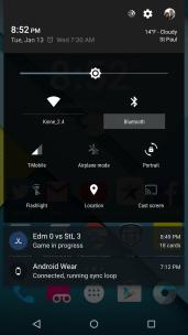Android Lollipop clickables 4