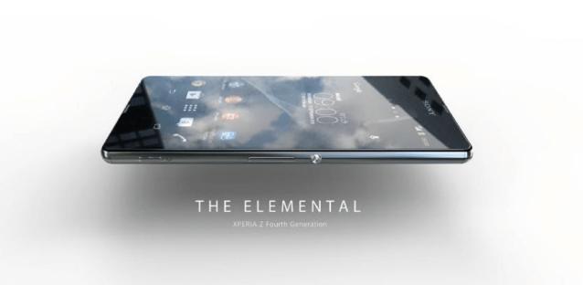 Xperia Z4 Elemental