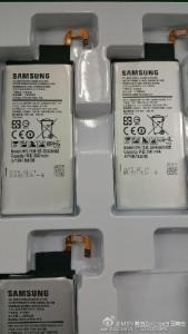 Galaxy S6 battery 2