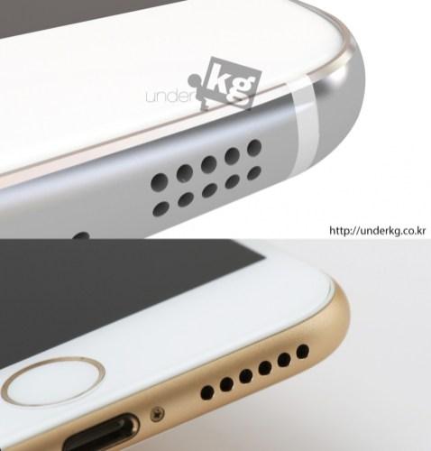 Galaxy S6 render 3
