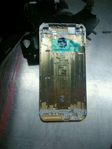 HTC One M9 Gold 2