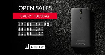 OnePlus One Open Sales