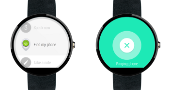 Android Wear can now find your lost phone