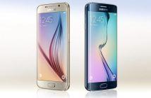Galaxy S6 and Galaxy S6 edge