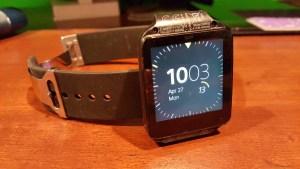 Sony SmartWatch 3 feature