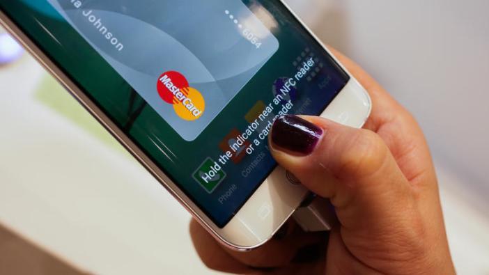 Galaxy S6 Samsung Pay