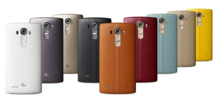 LG G4 back covers
