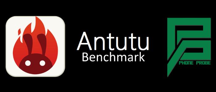 AnTuTu Benchmark scores - FWNED