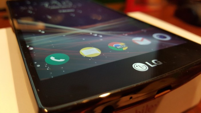 LG G4 front panel