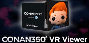 Google Cardboard VR Conan
