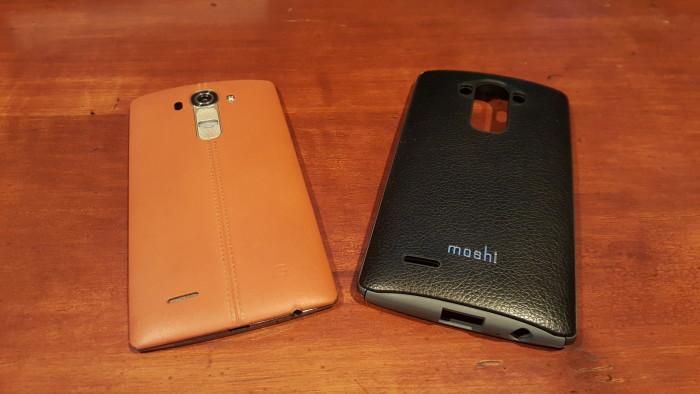 Moshi iGlaze Napa LG G4 case