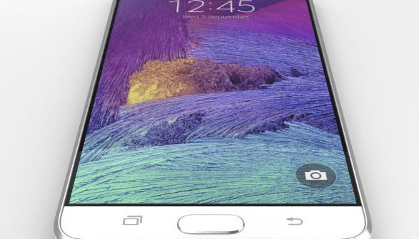 Galaxy Note 5 no S-Pen