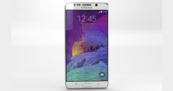 Galaxy Note 5 render