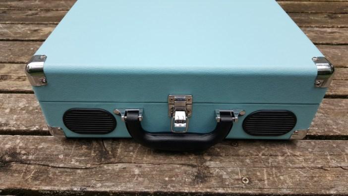 1byone Portable Turntable speakers