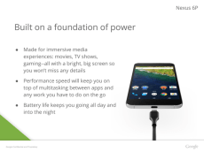 Nexus 6P Slide 4