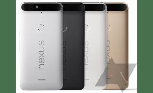 Nexus 6P colors