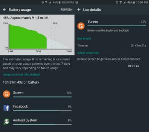 Galaxy Note 5 battery 3