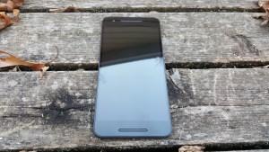 Nexus 6P front
