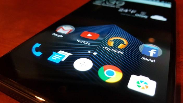 OnePlus X display