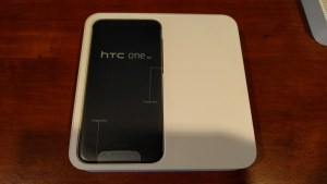 HTC One A9 open box