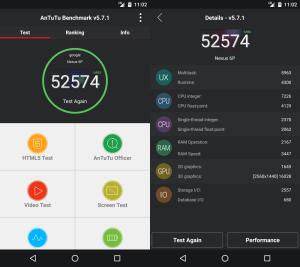 Nexus 6P AnTuTu Benchmark
